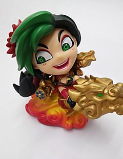 LOL iettatore PVC 10cm Figure Anime Azione Giocattoli di modello Doll Toy