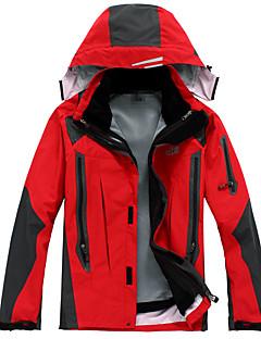 Hiking Softshell Jacket Men'sWaterproof / Breathable / / Anti-Eradiation / Wearable / Antistatic / Windproof /