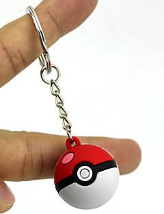 tasca piccolo mostro Pika Pika chiave del PVC più accessori