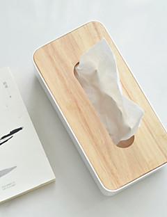 automobile 1pc Restaurant bureau chambre salon slap-up européen serviette de visage carton de papier