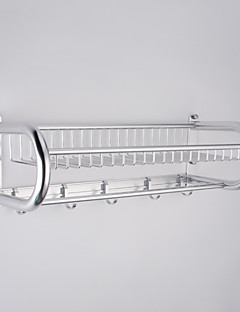 1PC Newfangled  Stainless Steel At Home Commodity Guesthouse Balneal Grogshop Shelf