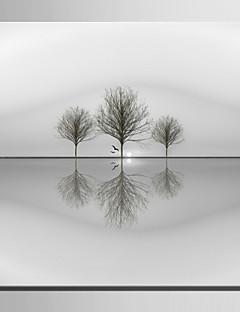 Landschap / Botanisch Canvas Afdrukken Eén paneel Klaar te hangen , Vierkant