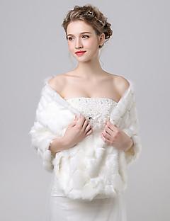 Vjenčanje / Party/večernja odjeća Umjetnog krzna / Imitacija Cashmere Šalovi Ženski ogrtač