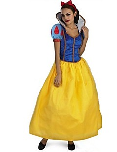 Cosplay Kostuums Blauw Textiel Binnenwerk Cosplay Accessoires Halloween / Carnaval / Nieuwjaar