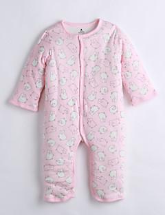 Baby Einzelteil Lässig/Alltäglich Druck Baumwolle Winter Lange Ärmel