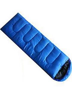 שק שינה שק שינה מומיה יחיד 10 פלומת ברווז 1000 ' 230X100 קמפינג / לטייל / בתוך הביתעמיד למים / מוגן מגשם / עמיד ברוח / מאוורר היטב /