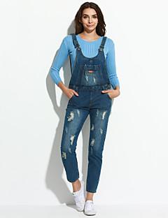 Overige-Micro-elastisch-Medium-Vrouwen-Vintage-Jumpsuits-Mouwloos