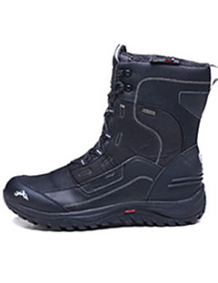 roadmark Men's Snow sports Mid-Calf Boots Winter Anti-Slip / Waterproof / Breathable Shoes Black