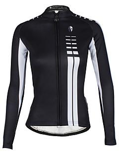 PALADIN® Camisa para Ciclismo Mulheres Manga Comprida MotoImpermeável / Respirável / Mantenha Quente / A Prova de Vento / Forro de