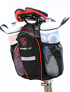 ספורטיבי תיק אופניים 5Lתיקי אוכף לאופנייםעמיד למים / ייבוש מהיר / מוגן מגשם / רוכסן עמיד למים / עמיד לאבק / עמיד ללחות / חסין זעזועים /
