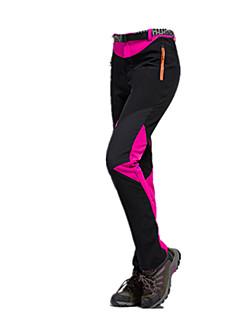 Mulheres Meia-calça Calças Acampar e Caminhar Exercício e Atividade Física Esportes Relaxantes CorridaImpermeável Respirável