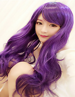 Lolita Wigs Sweet Lolita Lolita Long Purple Lolita Wig 75 CM Cosplay Wigs Wig For Women