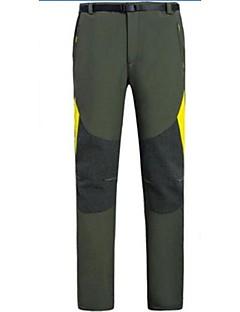 Homens Calças Acampar e Caminhar / Alpinismo / Esportes de Neve / Downhill / SnowboardImpermeável / Respirável / Térmico/Quente / Secagem