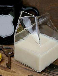 Karton Stil Milchschale