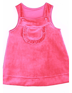 Baby Casual/Daily Solid Tank & Cami-Cotton-Winter / Fall-Pink