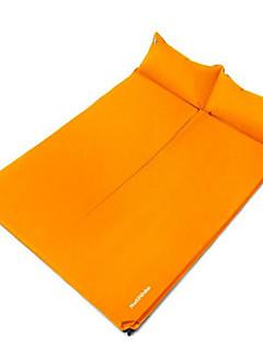 Надувой коврик Прямоугольный Односпальный комплект (Ш 150 x Д 200 см) 10 Пористый хлопокX75 Походы Путешествия В помещенииХорошая
