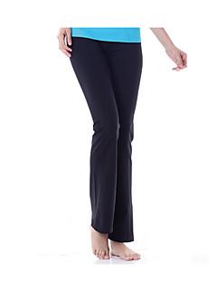 calças de yoga Meia-calça Respirável Secagem Rápida Compressão Tecido Ultra Leve Com Elástico Moda Esportiva Mulheres Yokaland®Ioga
