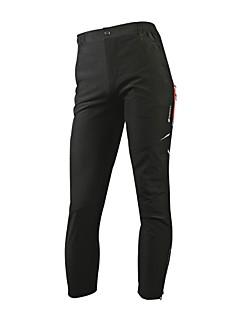NUCKILY® Calças Elásticas para Ciclismo Homens Impermeável Respirável Secagem Rápida Resistente Raios Ultravioleta Moto Meia-calça Calças