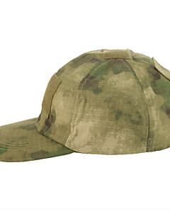 fibras químicas camuflagem wearable primavera / verão / outono / inverno chapéus