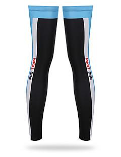 XINTOWN Black Elastic Outdoor Sports Cycling Leg warmers Football Soccer Leg Covers Running Jogging Basketball Leg Warmers