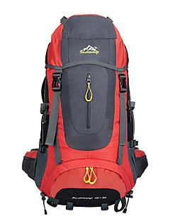 70L L rygsæk Udendørs Påførelig Grøn Rød Blå Mørkeblå Orange