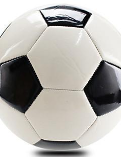 Høy Elastisitet Holdbar-Fotball(Hvit Svart,TPU)