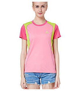 Unisex Tops Leisure Sports Quick Dry Summer Pink BlueM L XL