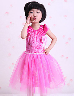 Θα φορέσουμε μπαλέτο φορέματα παιδικής φανέλας