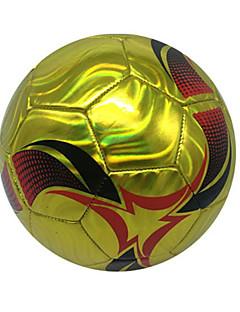 Soccers-Wysoka elastyczność Trwały(Złoto,PVC)