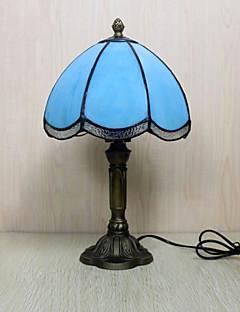 20 * 36cm çağdaş ev sözleşmeli otel cafe bar cam sanatı masa lambası ışık led