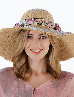 Women Straw Straw Hat,Cute Party Casual Spring Summer Fall