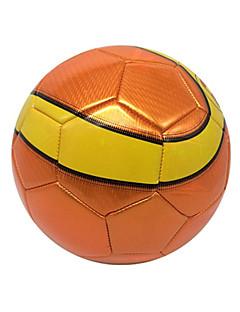 Høy Elastisitet Holdbar-Fotball(Grønn Rød Oransje,PVC)