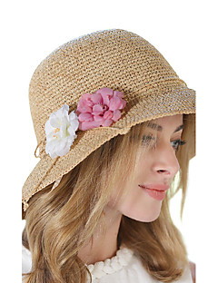 Women Straw Straw Hat,Cute Party Work Casual Spring Summer Fall