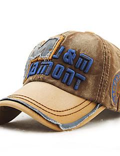unisex divat vintage pamut baseball sapka V. kalap férfi női patchwork állítható szabadtéri sport alkalmi nyári minden évszakban