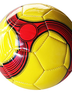 Høy Elastisitet Holdbar-Fotball(Gul Hvit Rød,PU)