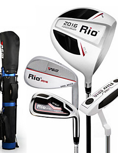 Golf Golfschläger-Sets für Damen-Anfänger Golf dauerhafter Fall enthielt Legierung