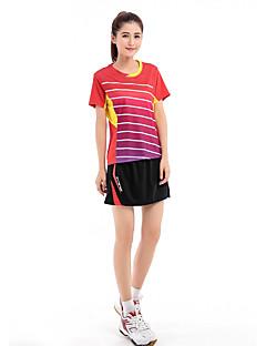 Kleidungs-Sets/Anzüge(Weiß Rot Blau) -Komfortabel- für Damen-Badminton