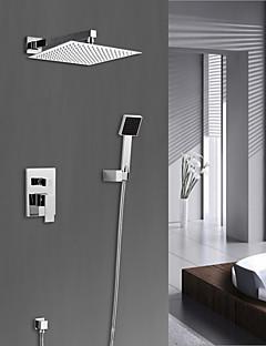 Sprinkle® Duş Muslukları  ,  Çağdaş  with  Krom Tekli Tutacak Dört Delik  ,  özellik  for Yaygın