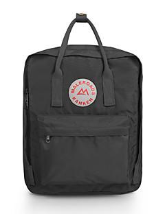 15 L תיקי גב לטיולי יום אחרים Wristlet תיק טיולי תרמיל תיק יד מסעות ארגונית לטייל מדבקות בית ספר טבע עמיד למים ניתן ללבישה רב תכליתיצהוב