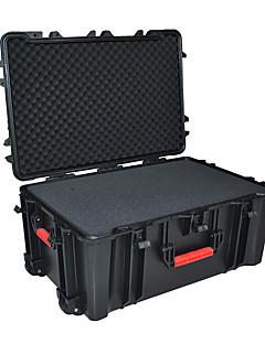 129 L Waterproof Dust Proof Wearable Hardshell Multifunctional Shockproof Black