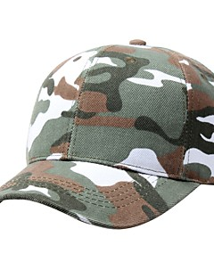 Flat Cap Unisex Hat Breathable Windproof Dust Proof Comfortable Cotton Camping / Hiking Fishing Running