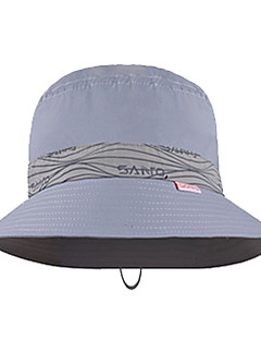 Women's Hat Breathable Windproof Dust Proof Comfortable Cotton Camping / Hiking Fishing Exercise & Fitness Racing Running