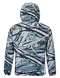 מחנאות וטיולים ציד דיג אזור נידח עמיד למים נושם ייבוש מהיר עמיד חומרים קלים אביב סתיו חורף ירוק כחול Taivaan sininen-ספורטיבי