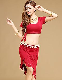 Budeme břišní taneční oblečení ženy výkon modální top sukně