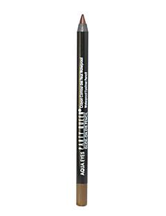 1pcs gel eyeliner lápis de longa duração impermeável matte preto kohl olho lápis