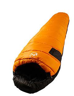 寝袋ライナー マミー型 シングル 幅150 x 長さ200cm 0-14 ポリエステルX80 ハイキング キャンピング 旅行 携帯用