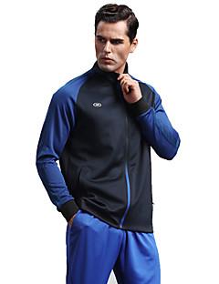 Homme Football Veste Respirable Confortable Printemps Hiver Automne Sport Térylène Football