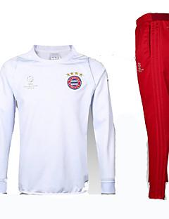 Unisex Fotball Klessett/Dresser Pustende Anvendelig Bekvem Vår Høst Vinter Ensfarget Fotball