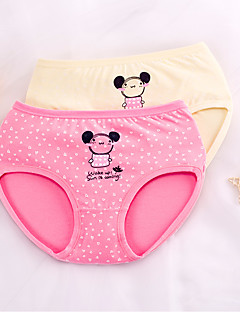 Girls' 2pcs Cotton Underwear (3-12 Years Old)