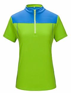 男性用 女性用 ハイキング Tシャツ 速乾性 抗紫外線 高通気性 コンプレッションウェア のために キャンピング&ハイキング サイクリング/バイク 春 夏 S M L XL XXL